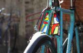 Comment faire une lumière de vélo de vitraux