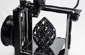 Comment utiliser Skectup et 123D programme pour créer votre propre modèle ou Puzzel 3D