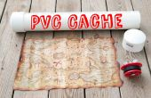 Imperméable à l'eau souterraine PVC Cache