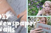 Journal bricolage Nail Art