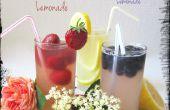 Limonade floral – limonade intensifié un cran