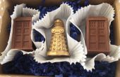 Doctor Who bonbons au chocolat
