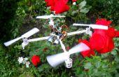 DIY Smart suivez-moi Drone avec caméra (Arduino basé)