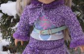 CEINTURES pour poupées AMERICAN GIRL