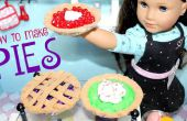 Comment faire American Girl tartes