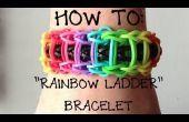 Comment faire pour le métier à tisser Bracelet de Ladder
