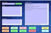 Arduino & Visual Basic 6 (contrôleur de lumière)