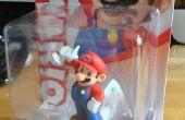 Mario Amiibo en métal