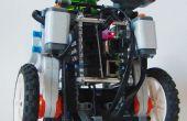 Rouler le Robot alarme