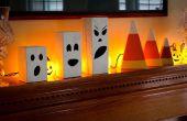 Trois projets de Simple Halloween