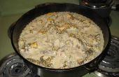 Marmite de poulet et riz