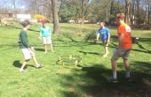Comment jouer Spikeball