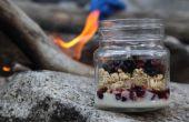 Gourmet randonnée Desserts