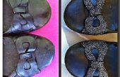 DIY : paillettes pour mes chaussures !
