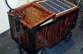 Solar Powered chariot Festival