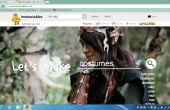 Page Web de Instructables