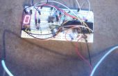 7 affichage de segment LED avec contrôleur PIC et Flowcode V5