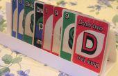 Aide carte à jouer titulaire