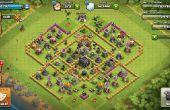 Moyen facile d'aider à améliorer votre base précipitée de Clash Of Clans