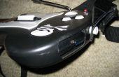 Manette PS3 sans fil Guitar Hero