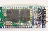 Tutoriel - aide HC06 Bluetooth adaptateurs série UART sans fil avec Arduino