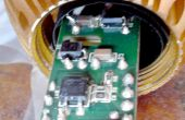 Remplacement du condensateur défectueux en ampoule LED E27