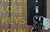 Faire n'importe quel interrupteur détenteur de la clé magnétique (vidéo)