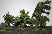 Comment faire un treeman à l'aide d'un stylo 3D