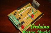 Bouclier de moteur L298 Arduino