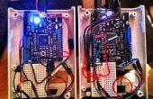Sans fil de capteurs via ioBridge + ThingSpeak