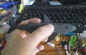 Caoutchouc mousse Shark USB Flash Drive