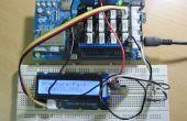 Intel Edison IoT - lecture de capteur de pression de Freescale MPL3115A2