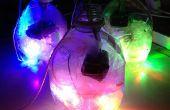 Lueur LED Poi - faire vos propres
