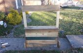 Portable Old Fashioned Roadside Stand - Girl Scout Cookies / limonade / baisers