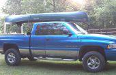 Construire votre propre grille de canoë camionnette Low Cost