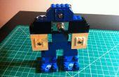 Comment construire un commutateur audio stéréo 1/8 po (3,5 mm) avec Legos