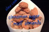 Slow Cooker cannelle sucre « Mall » amandes