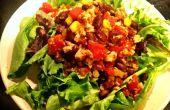 Salade de tofu Taco