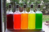 Tirer de l'arc en ciel : Skittles Vodka