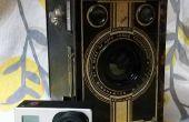 Antique appareil photo numérique