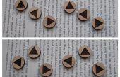 Légende des symboles de Zelda ocarina c-bouton