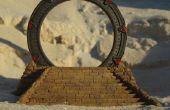 Maquette de Stargate
