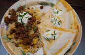 Recette de {} Bol de riz mexicain