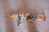 Knex MP44 fusil d'assaut allemand WWII (Stg44)