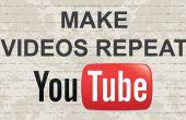 Comment faire des vidéos Youtube à répéter