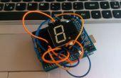 Comment utiliser un affichage à sept segments - Arduino Tutorial