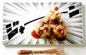 Takoyaki avec moule à Cake Pop