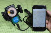 Chargeur sans fil bricolage + NFC Dock pour votre voiture
