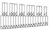 Apprendre à jouer du Xylophone