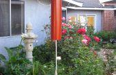 Comprimé gaz cylindre carillon de vent